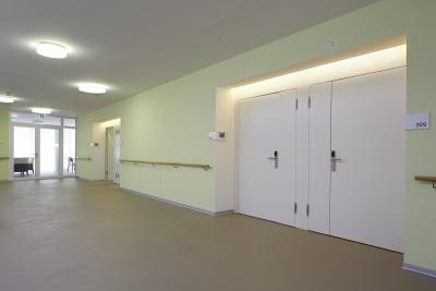 Двери для медицинских учреждений