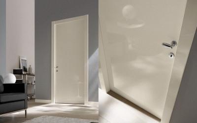 Двери в эмали